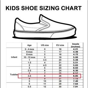 Gucci Shoe Size Chart - Gallery Of